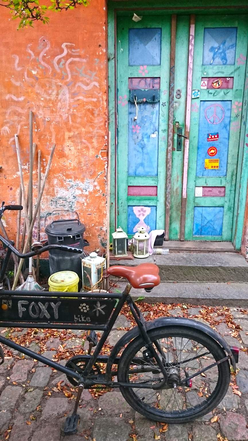 Peace in home, Christiania