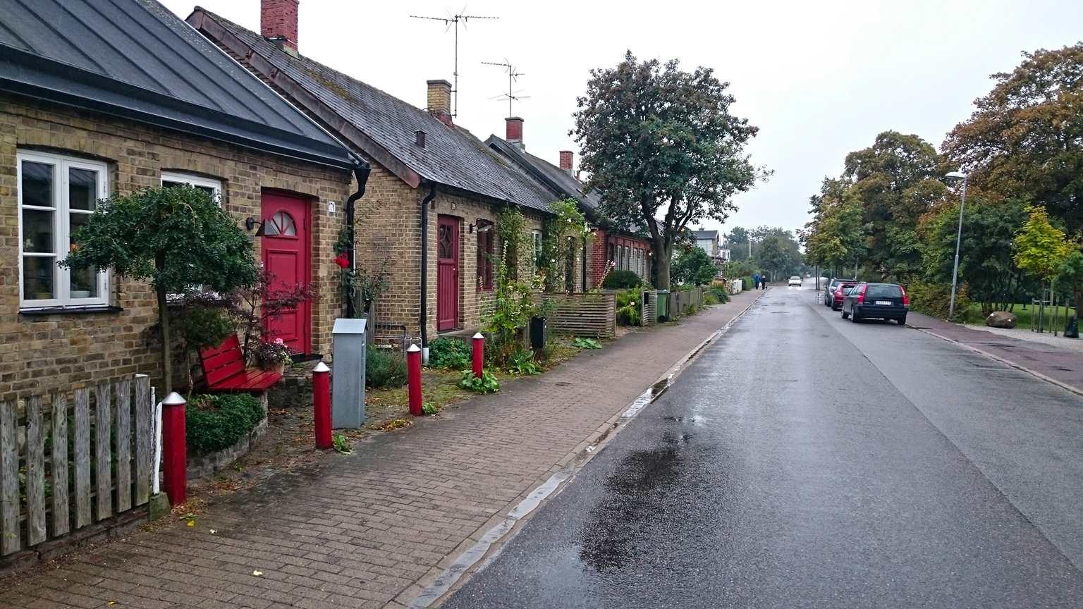 Street in Lomma