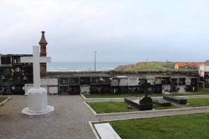 Cemetery in Comillas